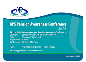 Download APS Pensioner E-invite